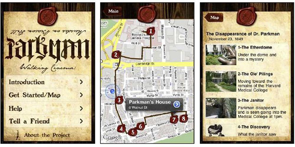 Handheld History: Murder On Beacon Hill