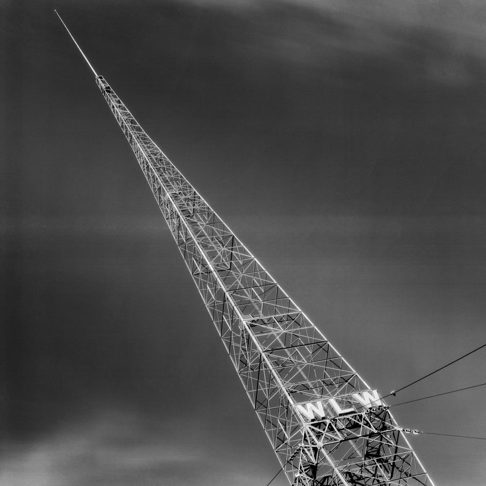 For a Brief Time in the 1930s, Radio Station WLW in Ohio
