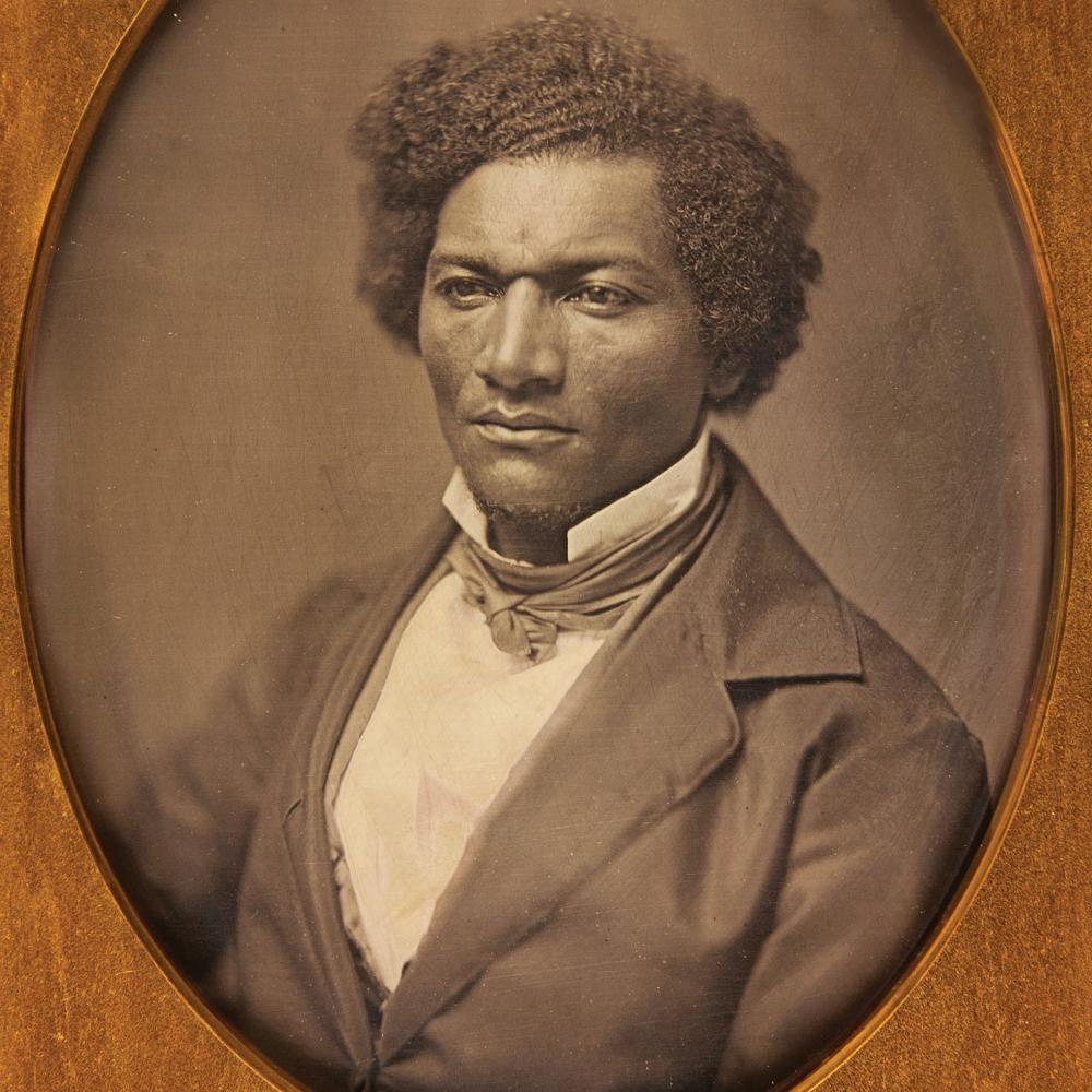 Portrait of Frederick Douglass, ca. 1848