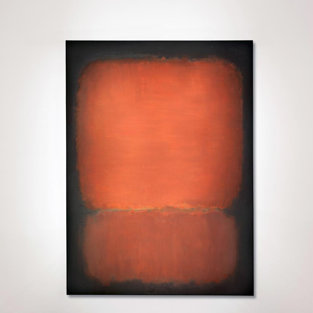 No. 10, 1958 (oil on canvas) by Mark Rothko