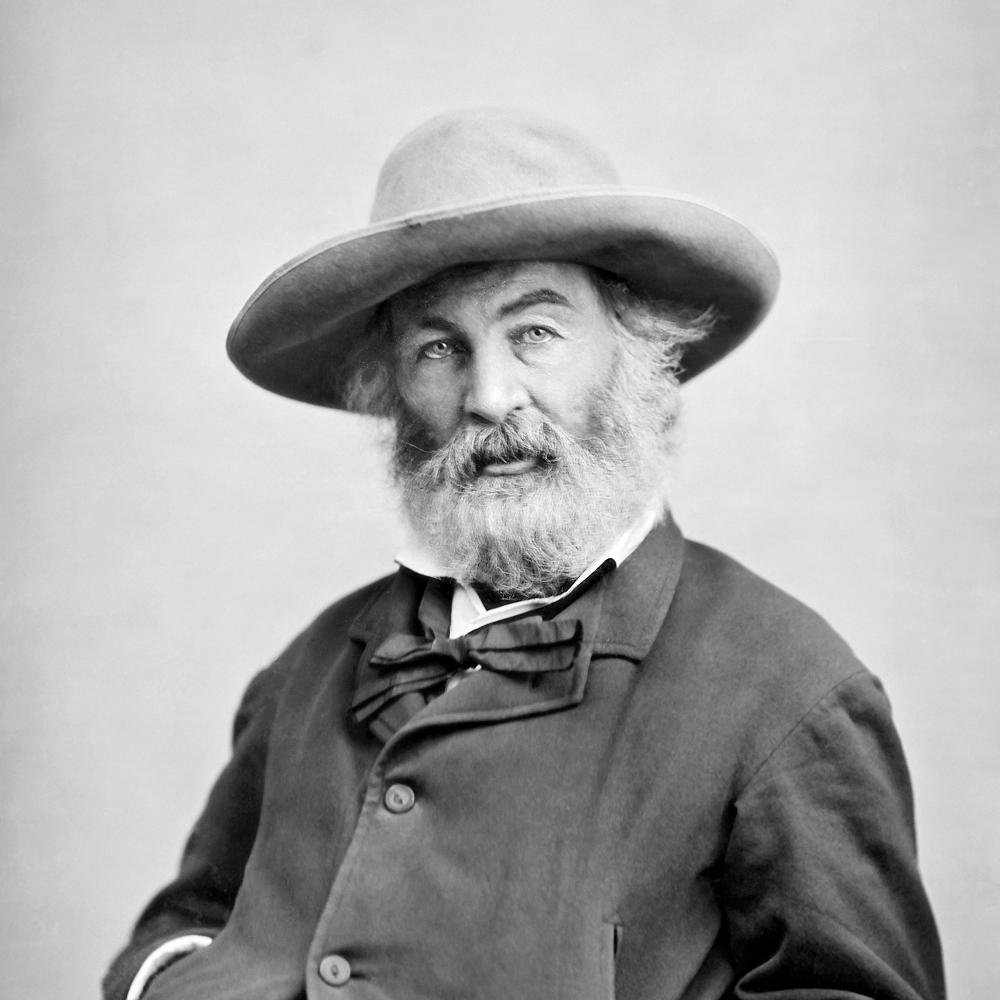 Whitman portrait