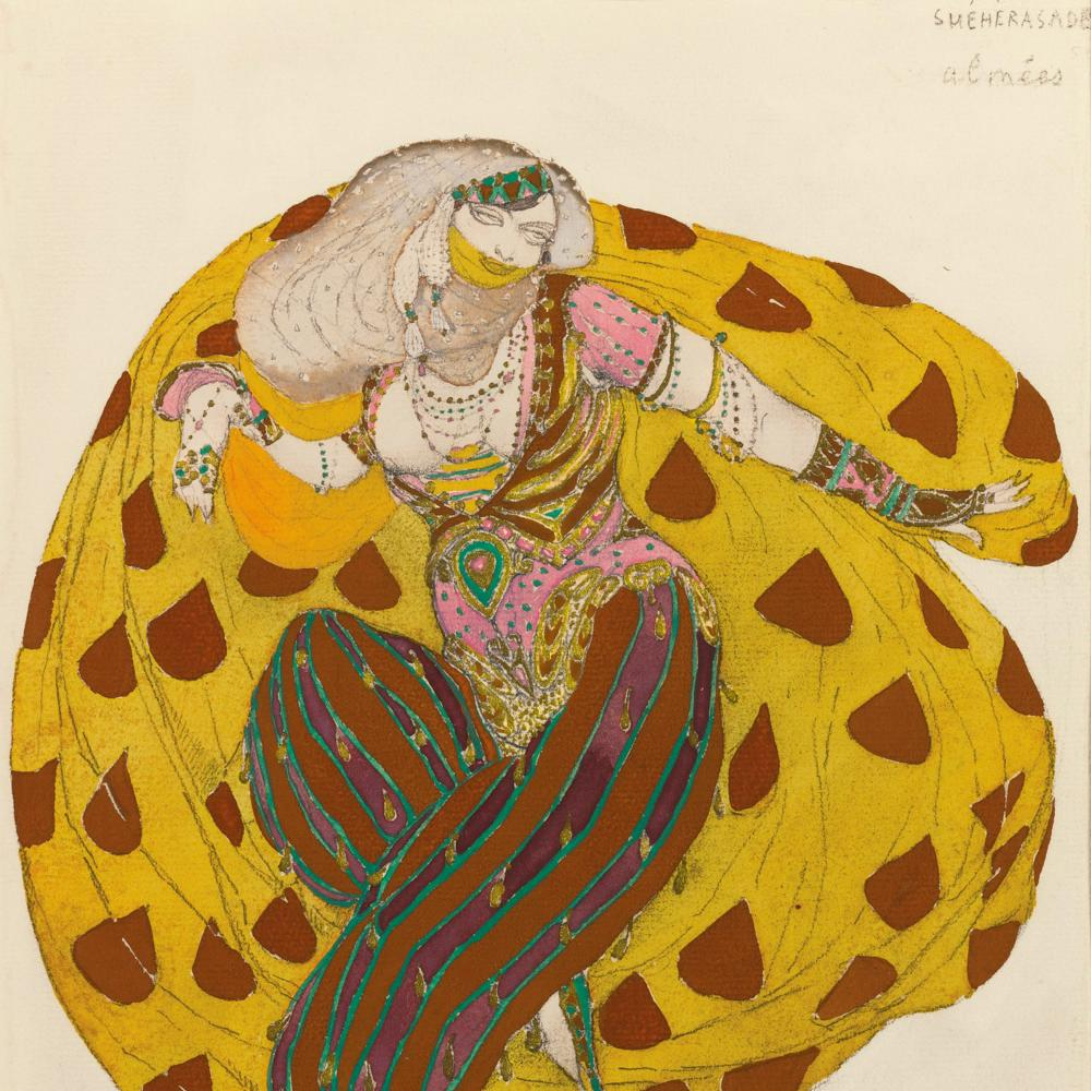 Trousers Bakst