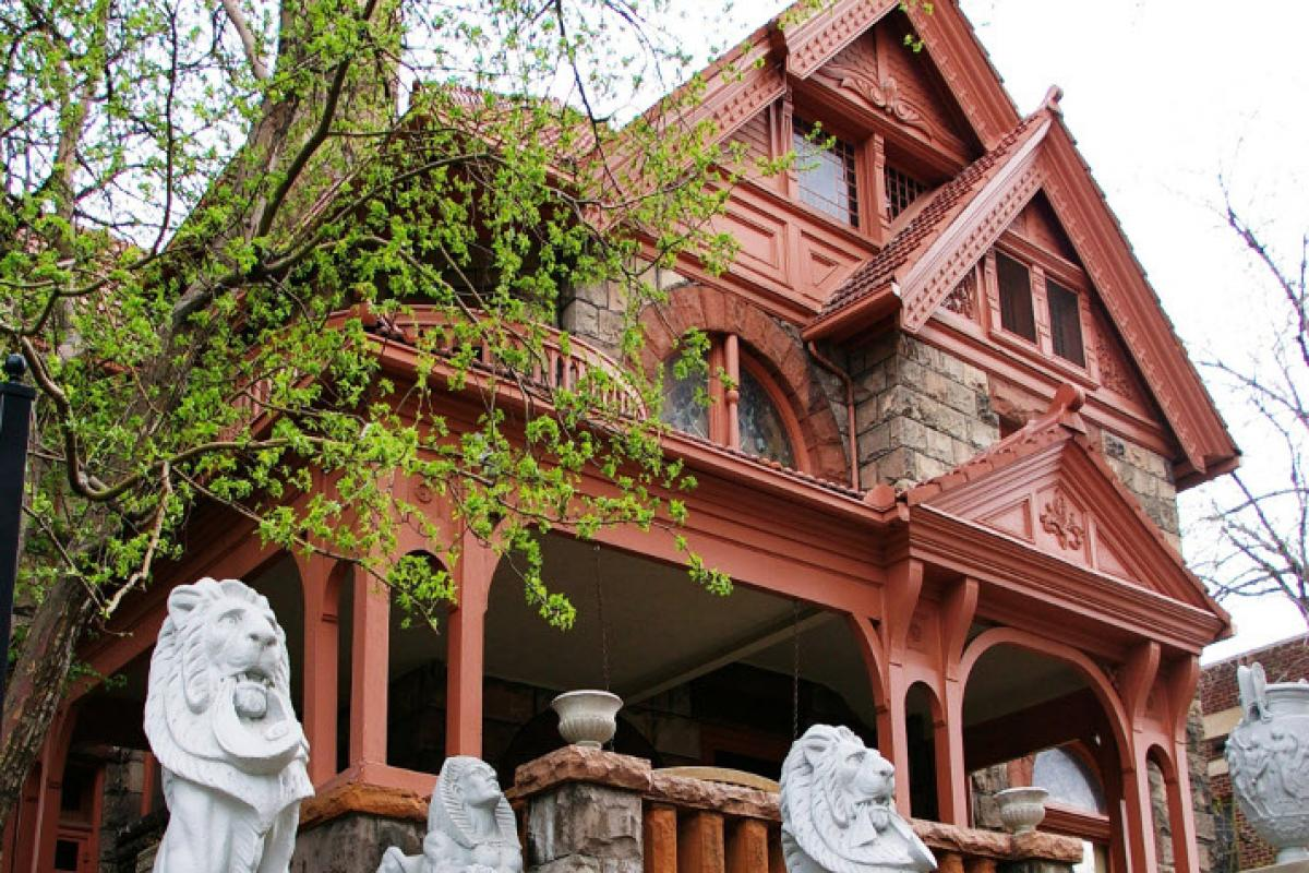 Exterior View of Molly Brown House Museum
