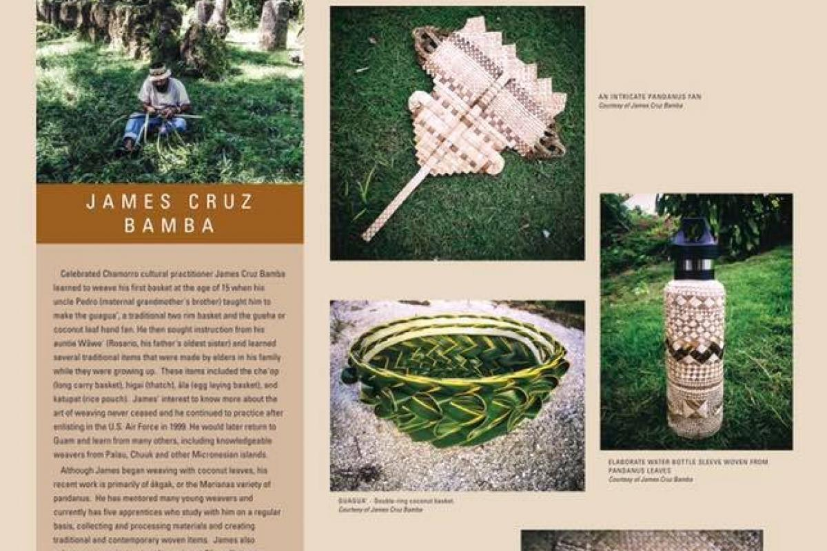 Co-Collecting Project James Cruz Bamba