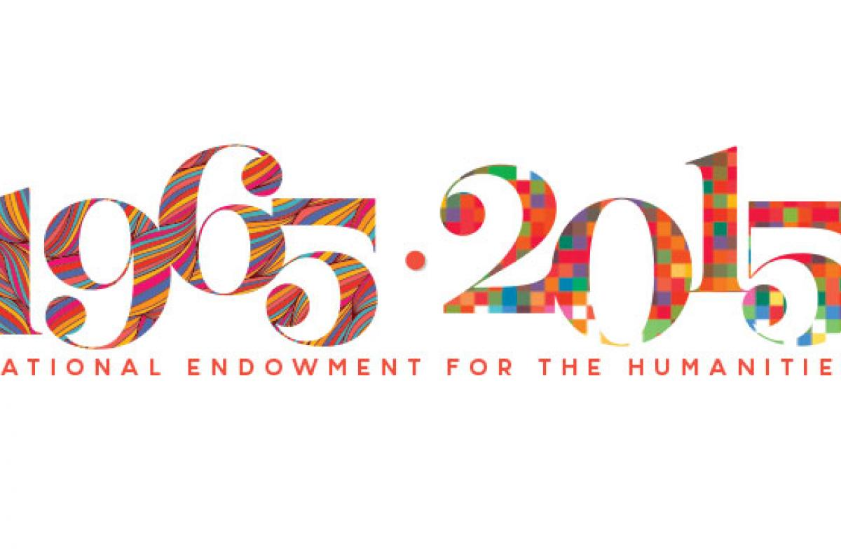 50 years of the National Endowment for the Humanities (NEH)