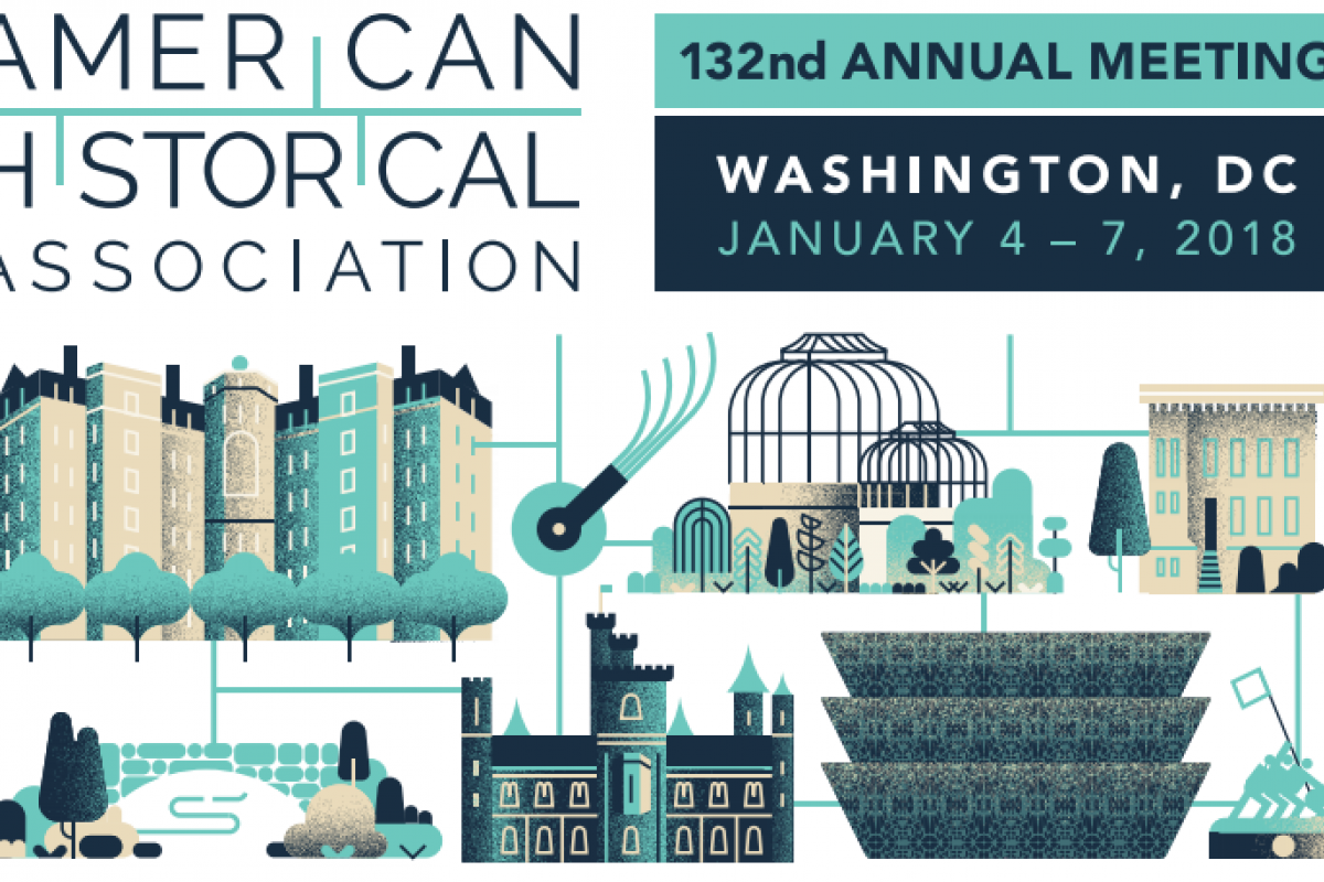 2018 American Historical Association Annual Meeting