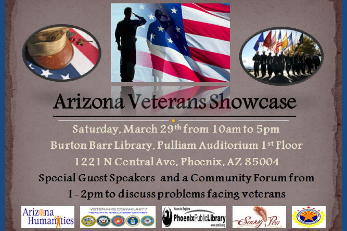 Arizona Veterans Showcase