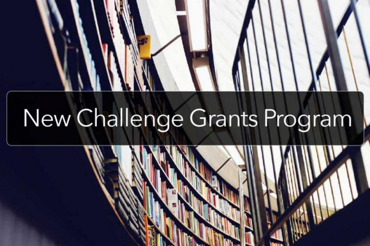 new challenge grants program