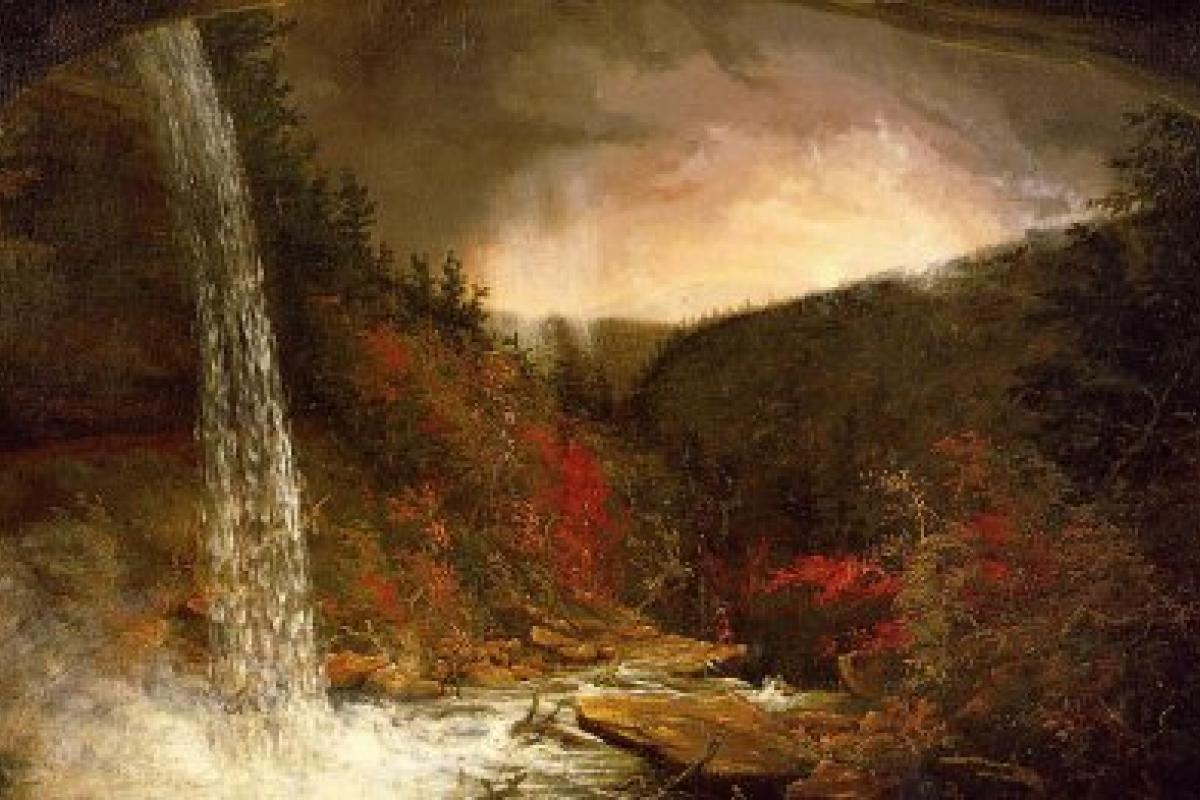 Hudson River School Art Trail National Endowment For The