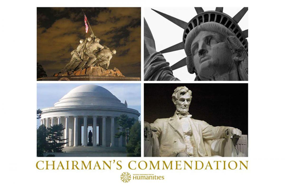 NEH Chairman's Commendation