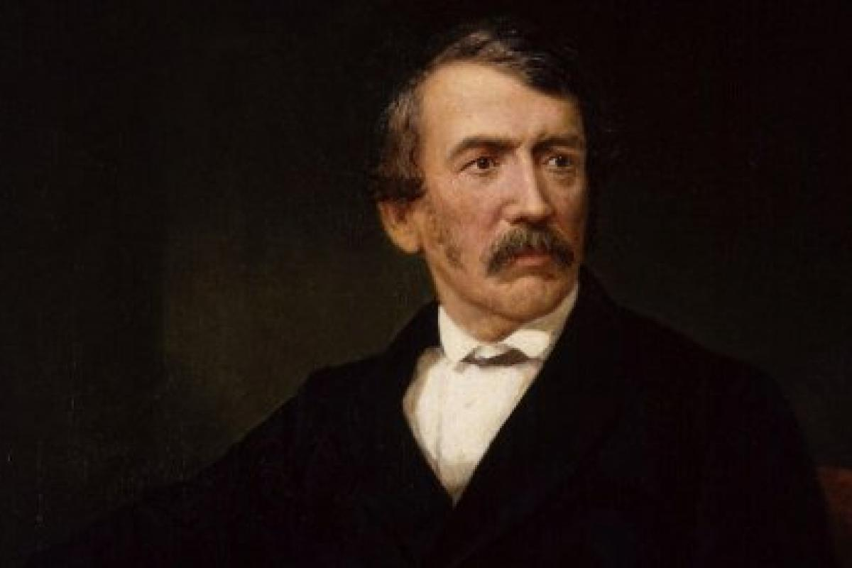 The Lost Diary of David Livingstone | National Endowment for