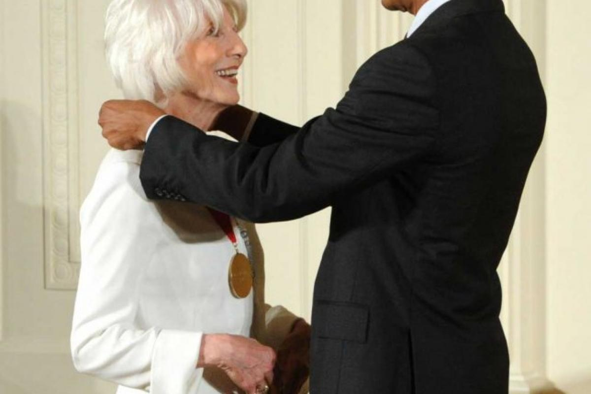 Diane Rehm awarded a National Humanities Medal