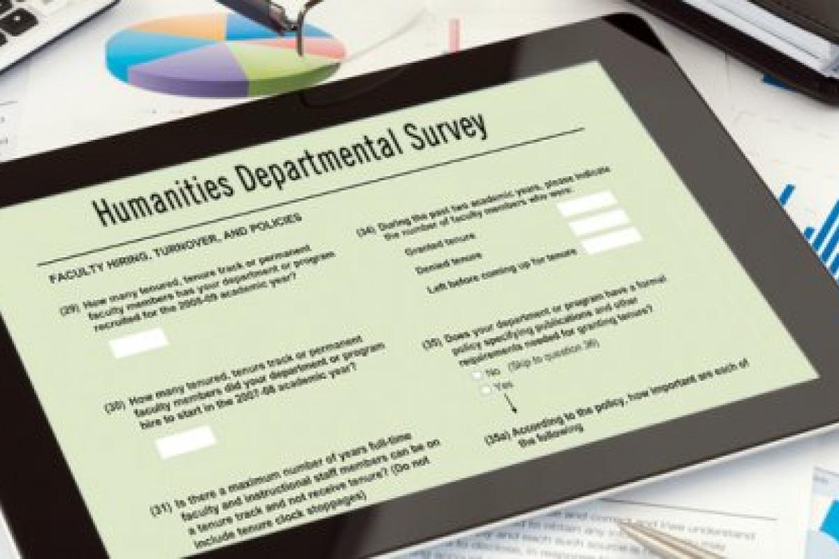 Humanities Departmental Survey