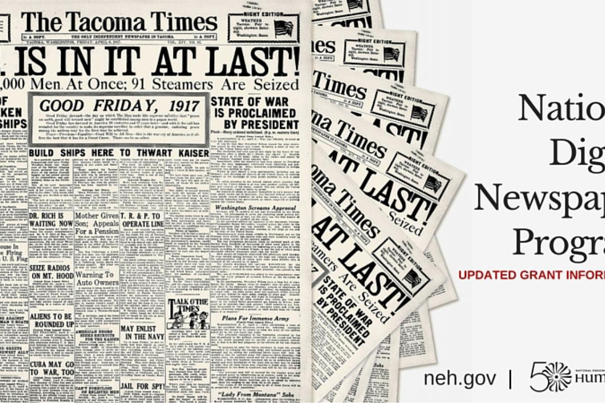 National Digital Newspaper Program