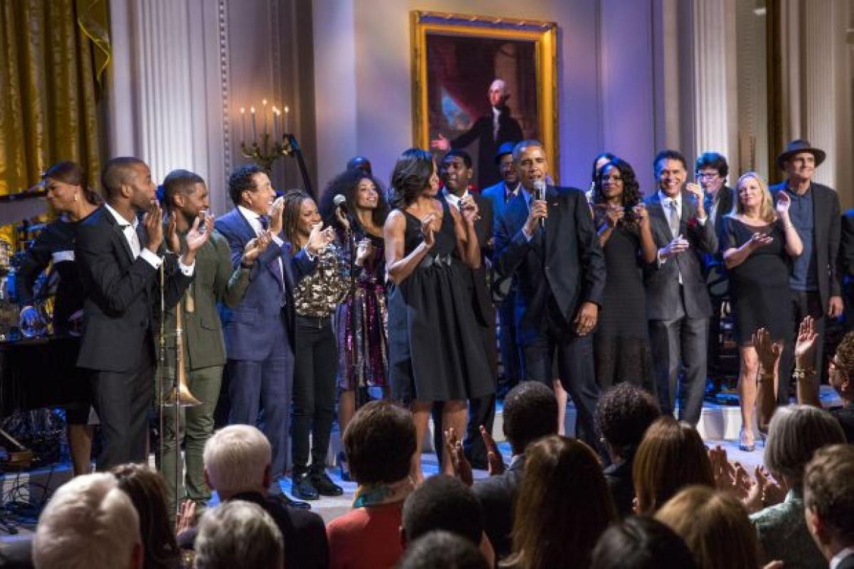 A Celebration of American Creativity: In Performance at the White House