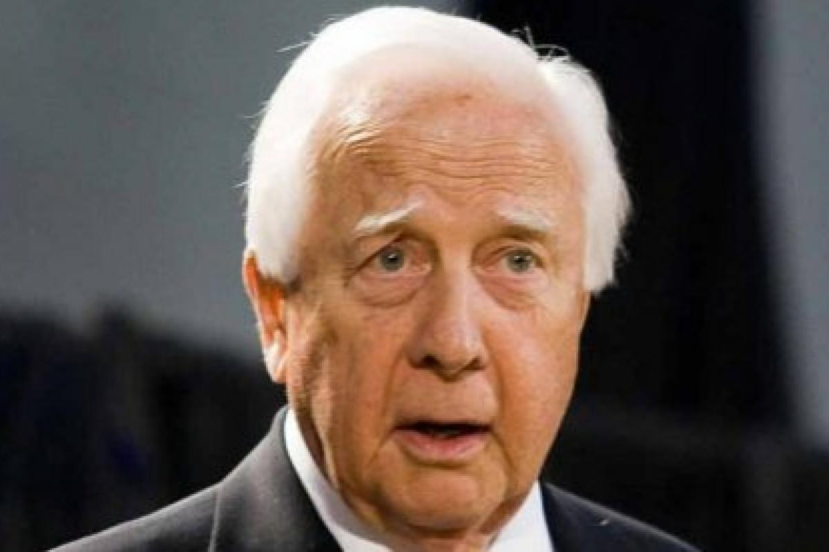 David McCullough speaking at Emory University, 2007