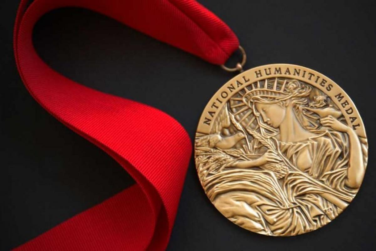 National Humanities Medal
