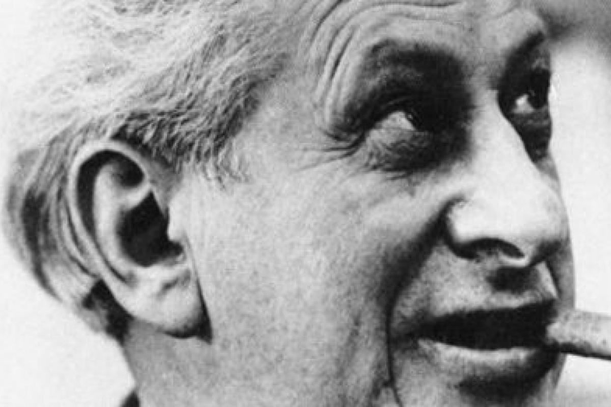 Studs Terkel Radio Archive | National Endowment for the
