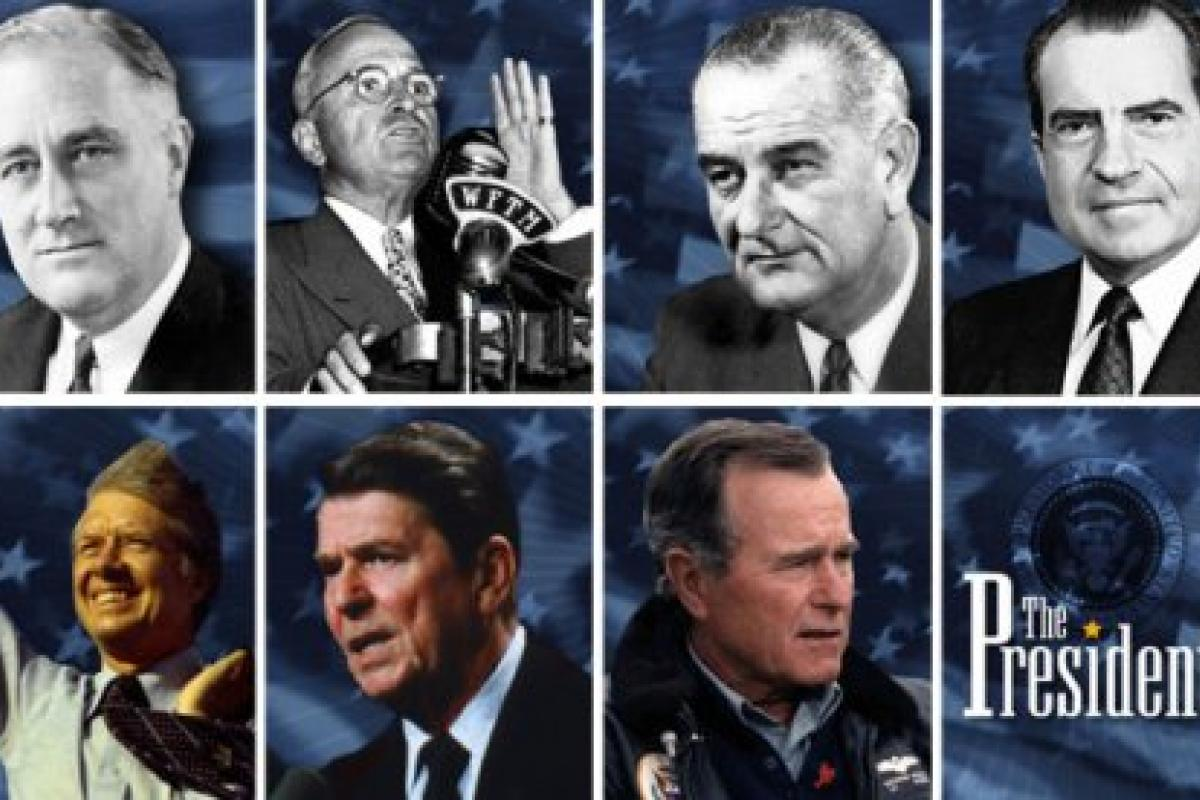 American Experience: The Presidents (PBS film collection)