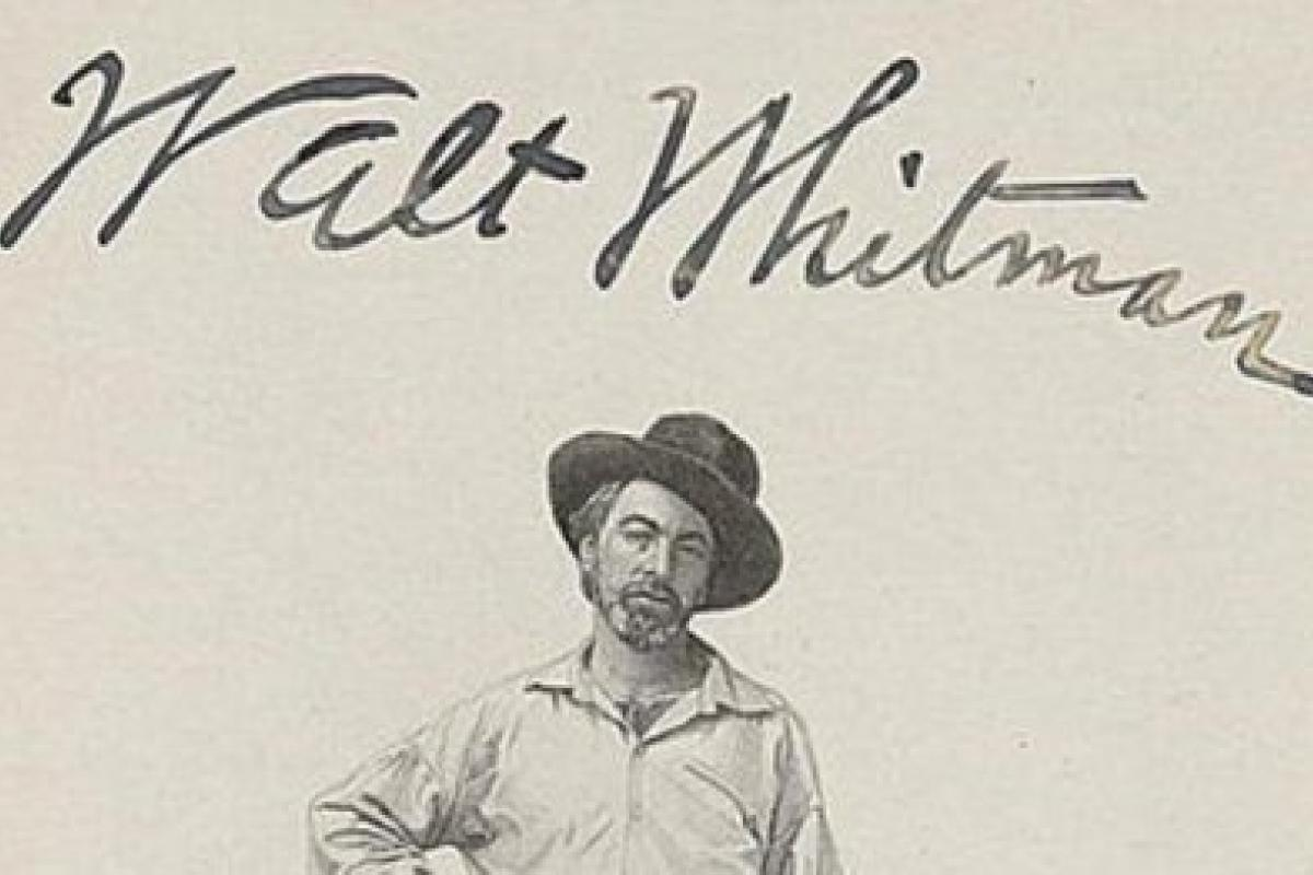 Resultado de imagen para walt whitman