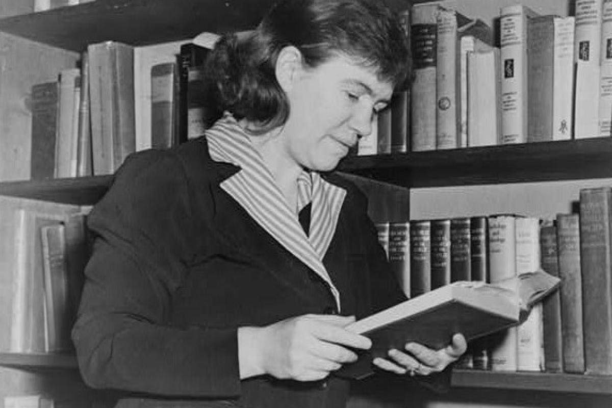Dr. Margaret Mead