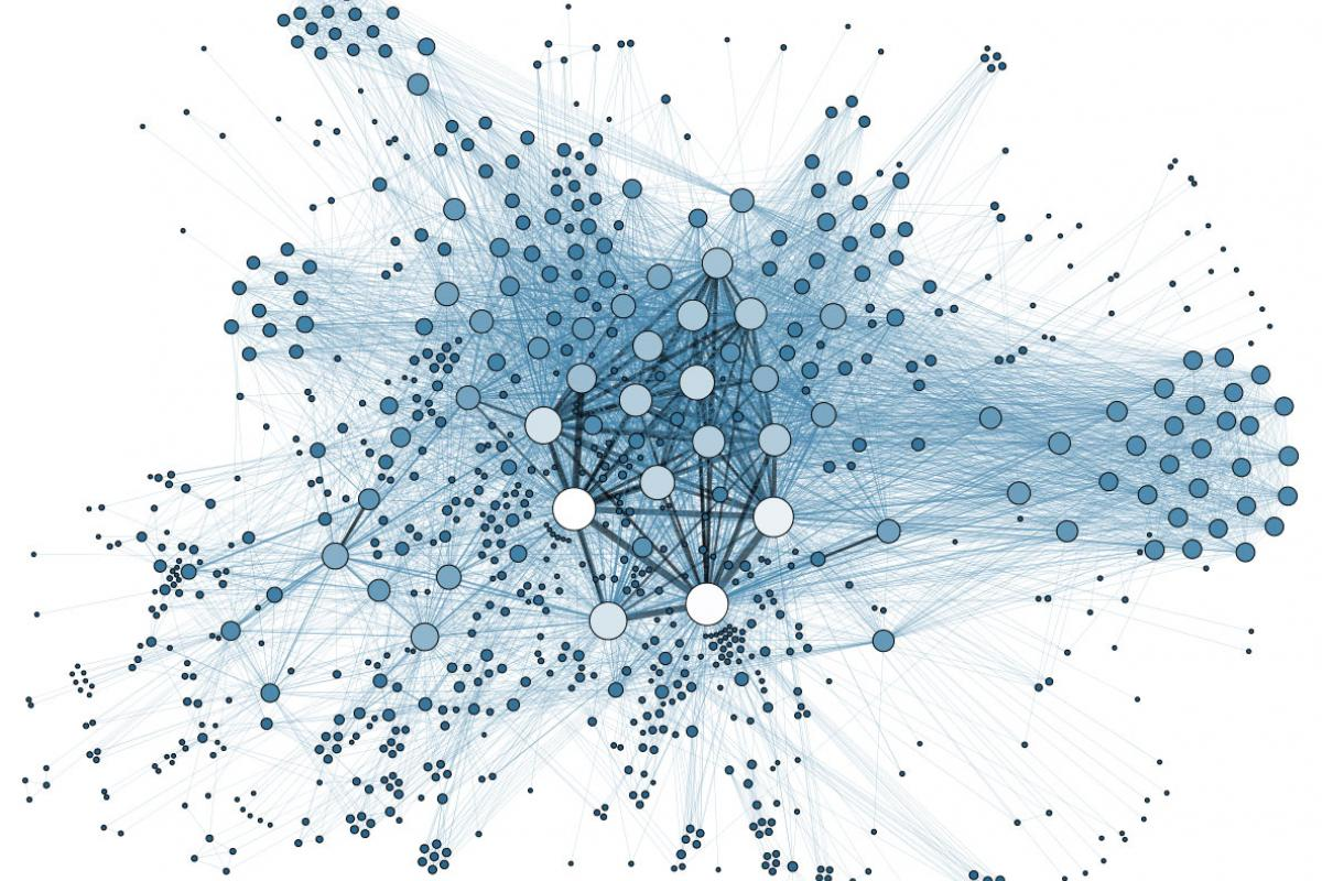 Social Network Analysis Visualization.