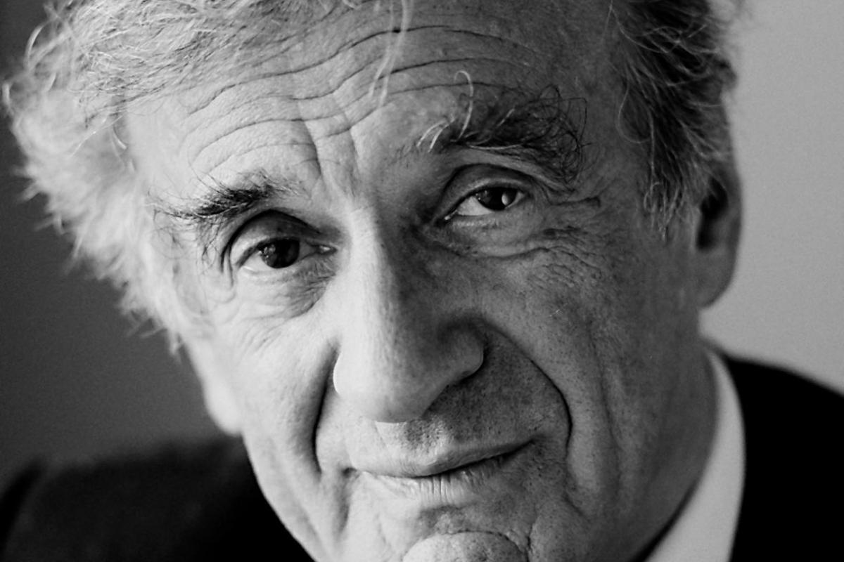 Elie Wiesel | National Endowment for the Humanities (NEH)