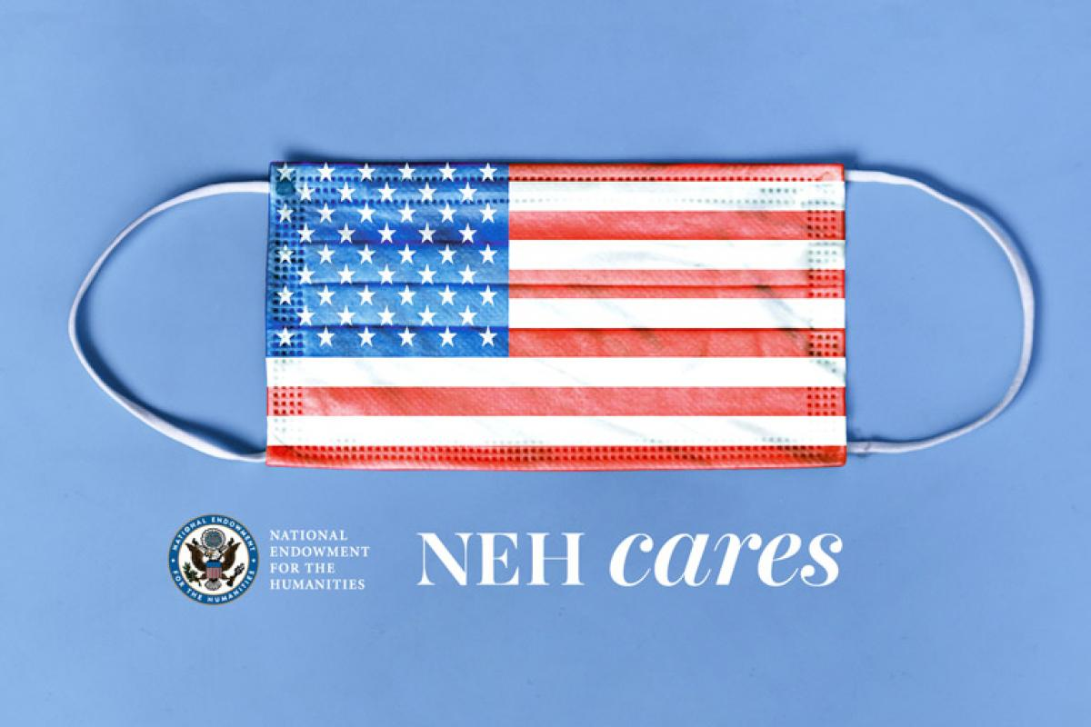 NEH CARES graphic