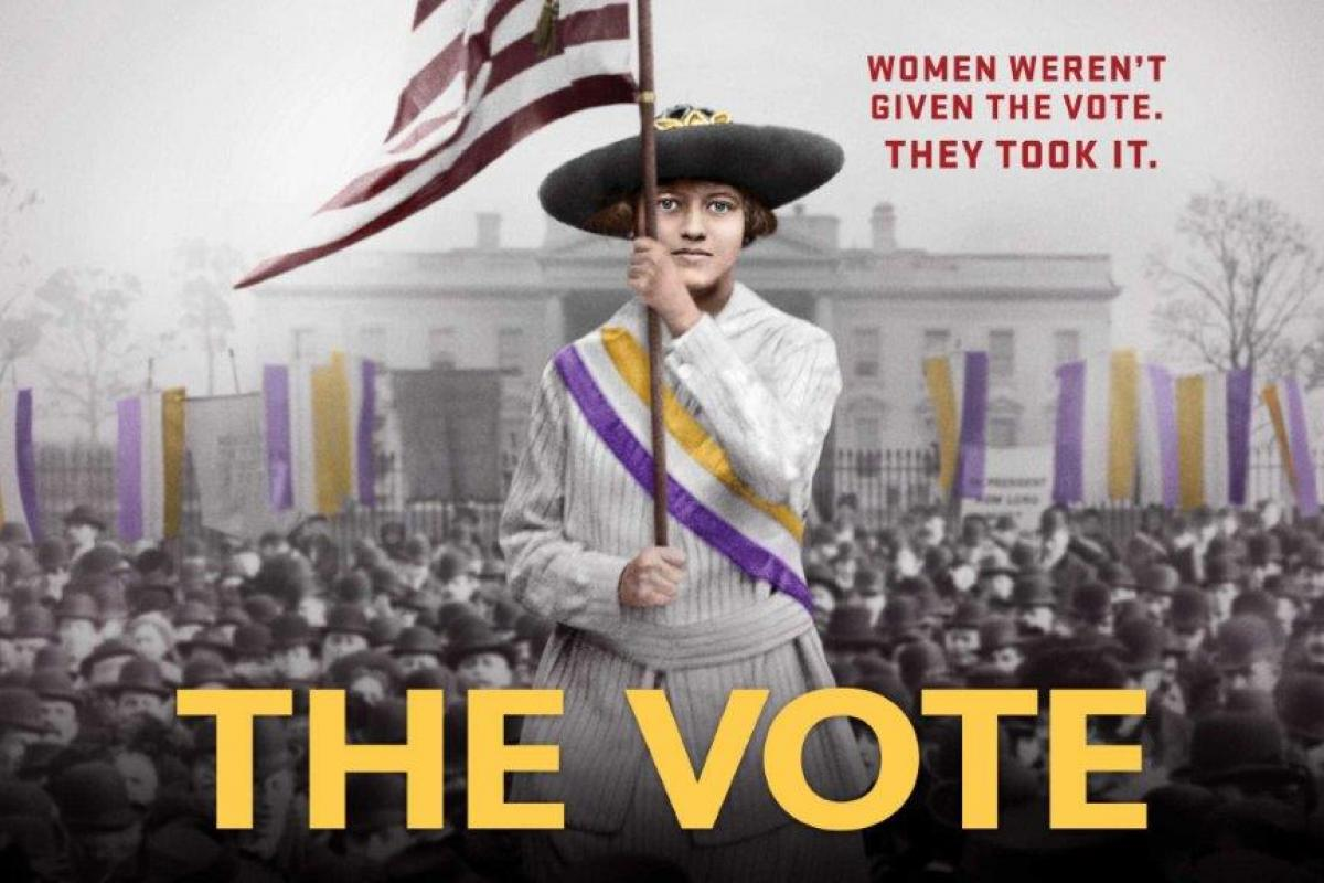 The Vote, American Experience documentary