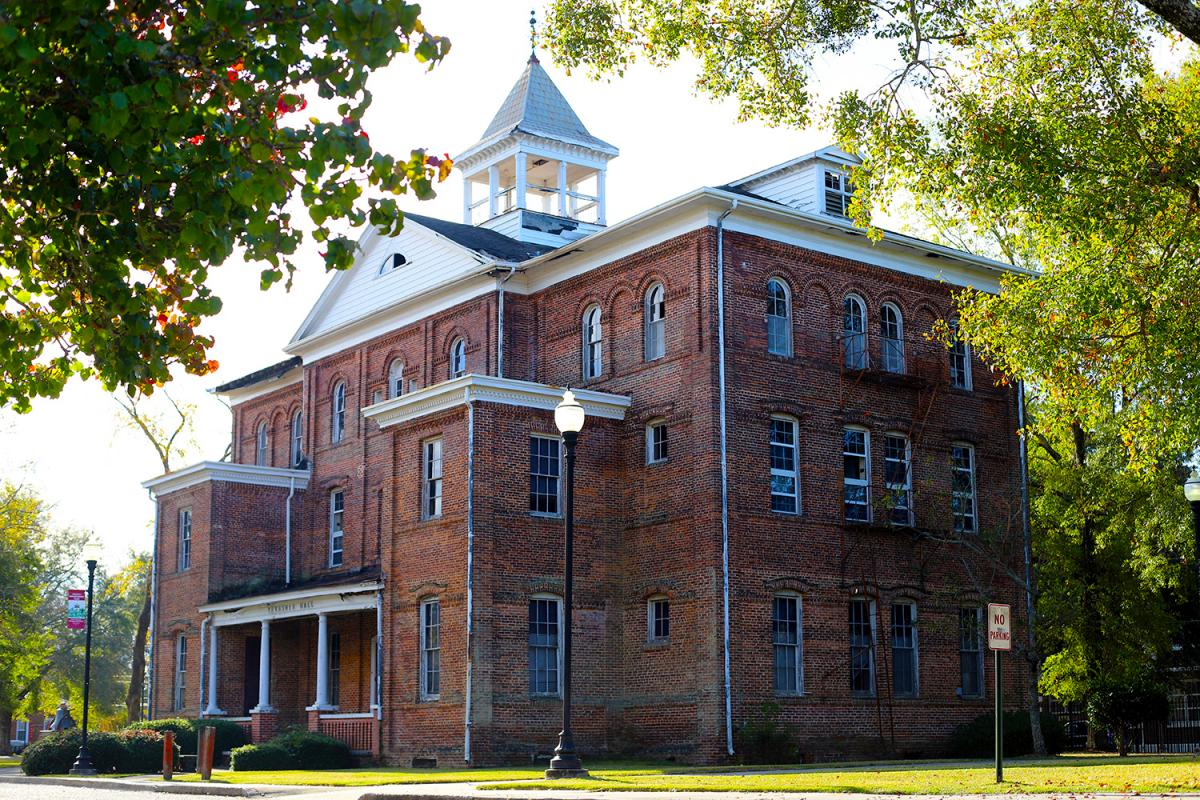 Tuskegee University, Thrasher Hall