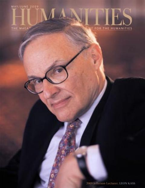 Leon Kass, the 38th Annual Jefferson Lecturer