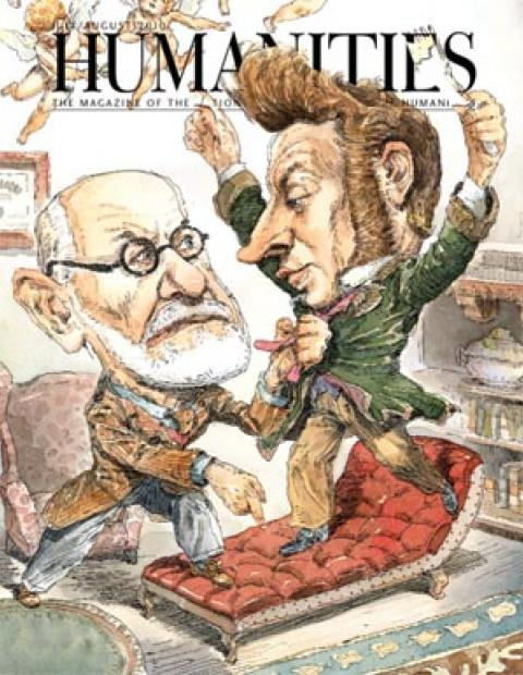 Freud vs. Kierkegaard