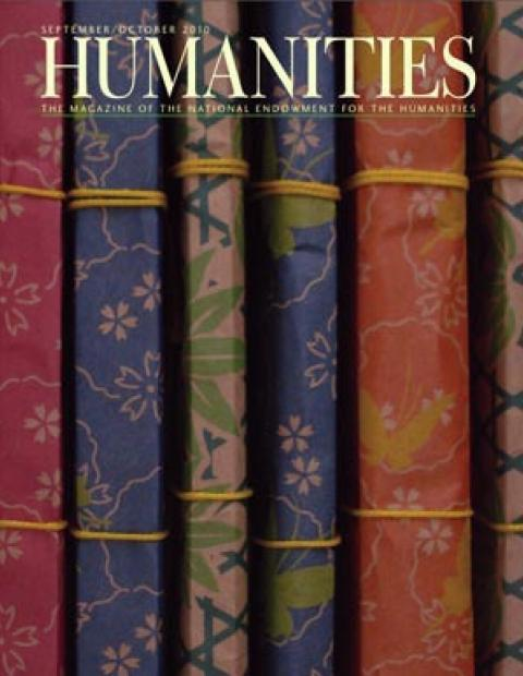 Humanities September/October 2010 Cover