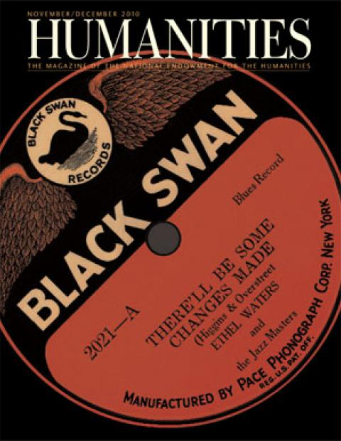 Black Swan Record label, 1921