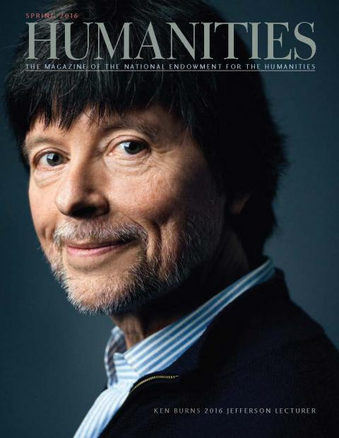 2016 Jefferson Lecturer Ken Burns
