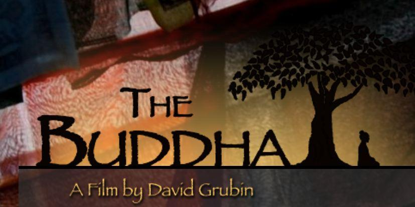 logo for The Buddha video