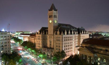 Old Post Office Building, DC