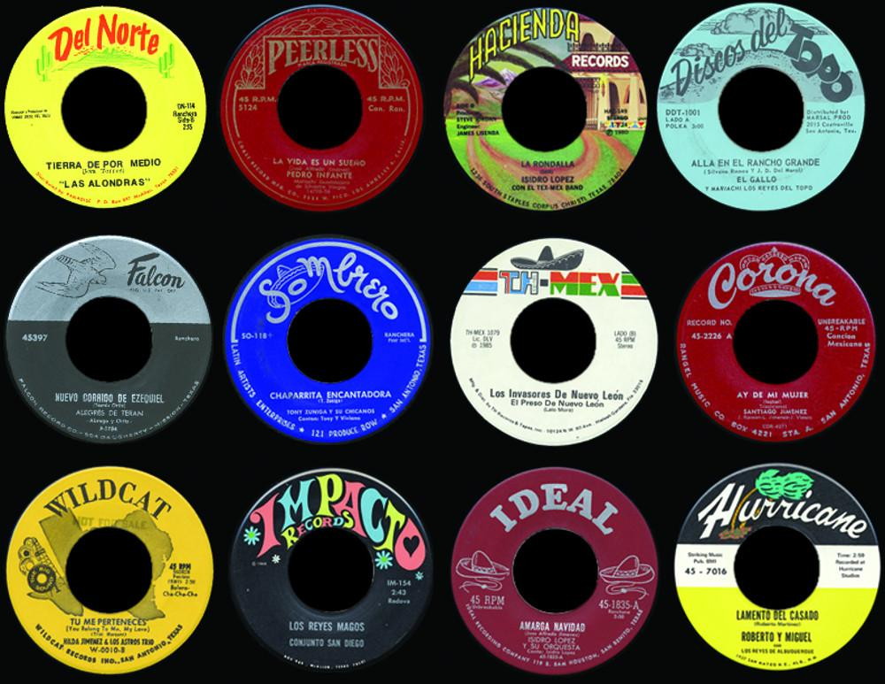 45 Labels from the Frontera Collection