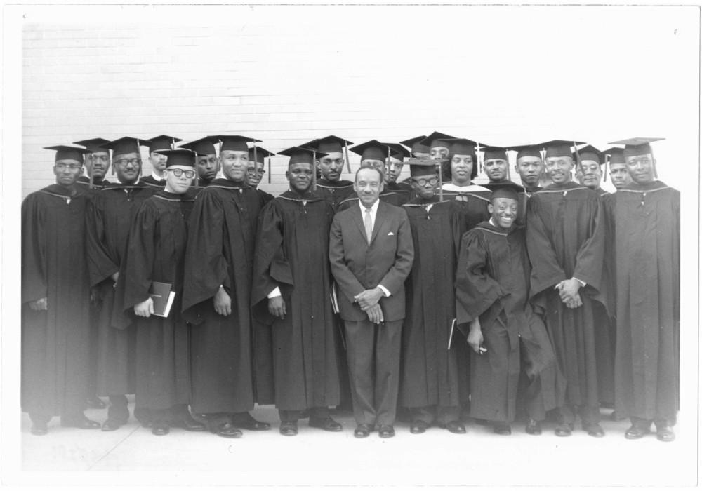 """Seniors of 1962"" Interdenominational Theological Center"