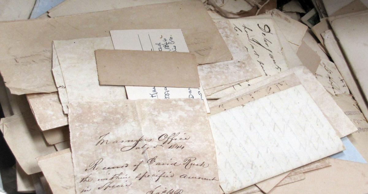 Rusk Family Letters