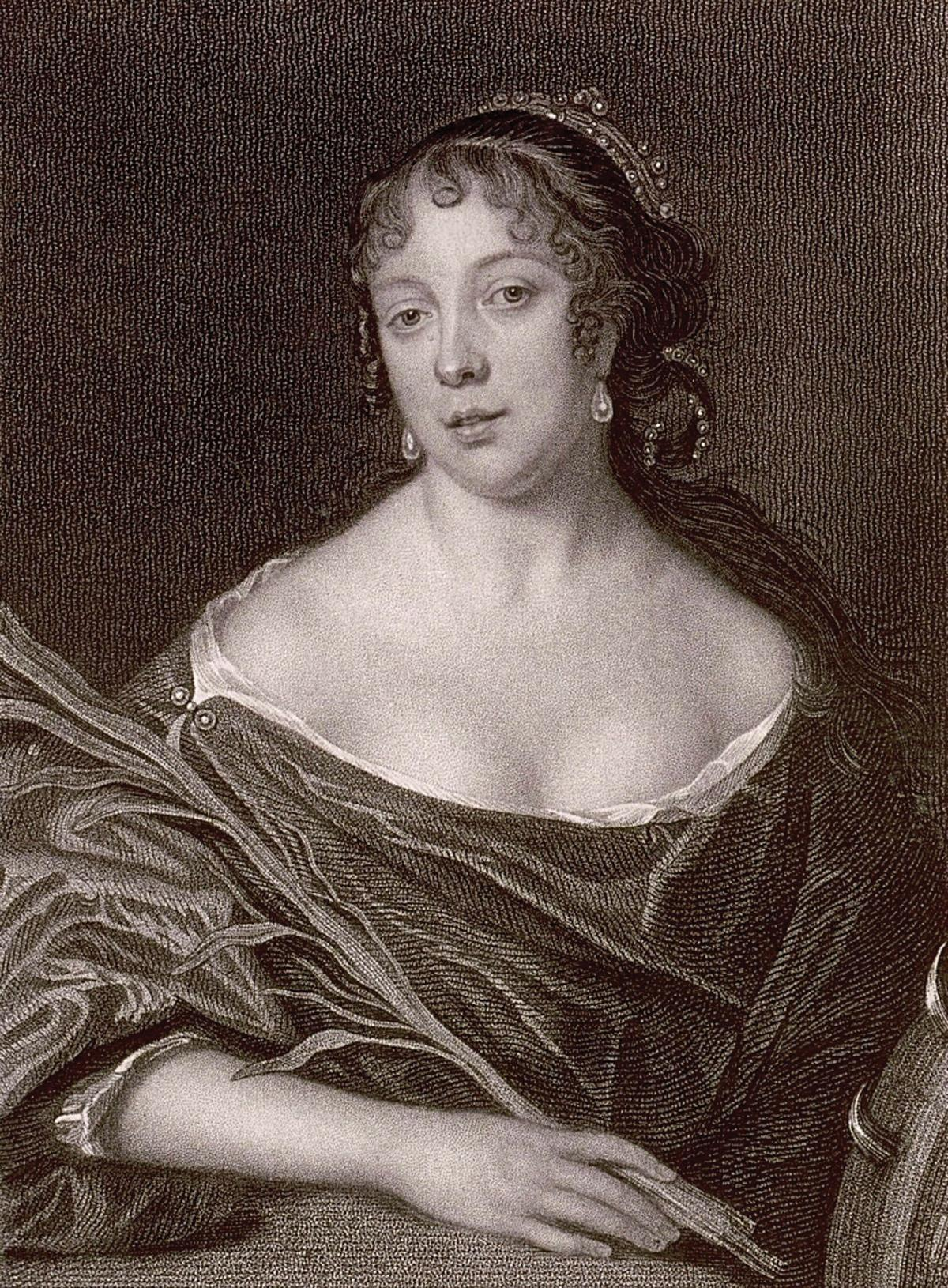 Wife of Samuel Pepys