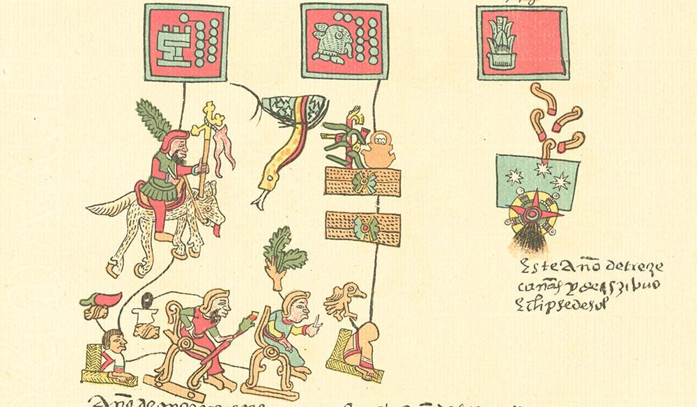 As they conquered Tenochtitlan, the Spanish brought not only their lock-boxes and candles, but also their political rivalries.