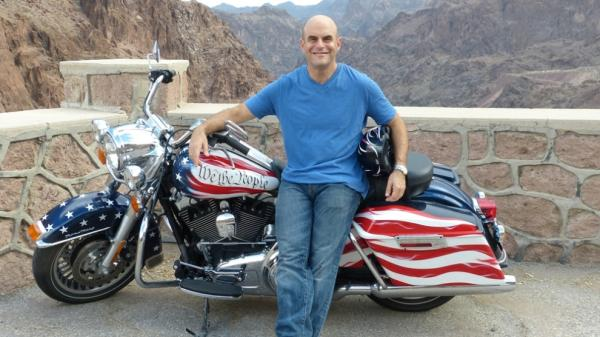 Peter Sagal travels cross-country to find out about the Constitution