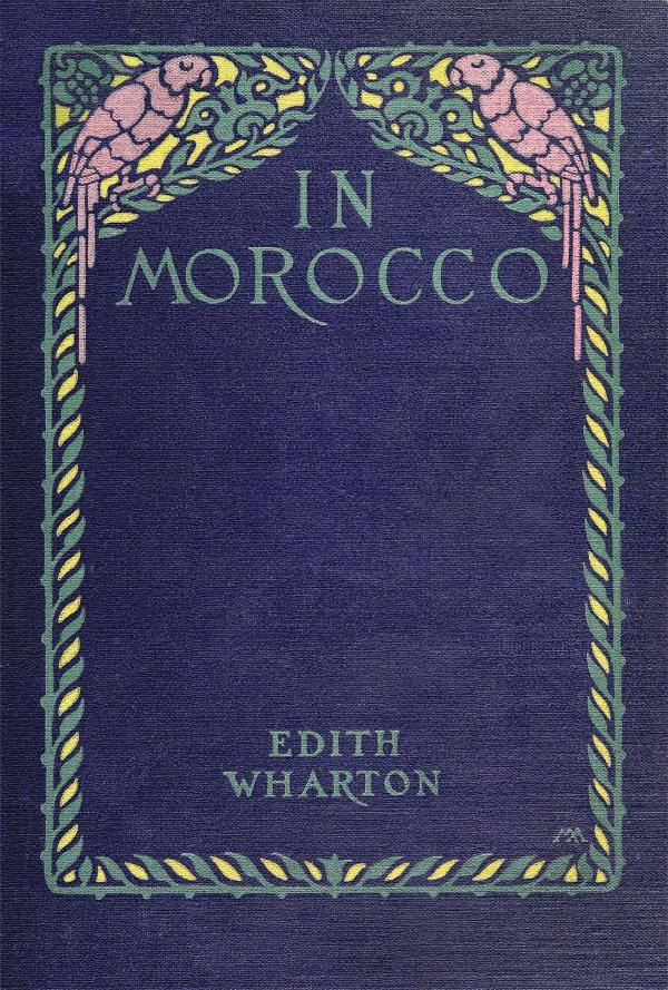Cover of In Morocco by Edith Wharton