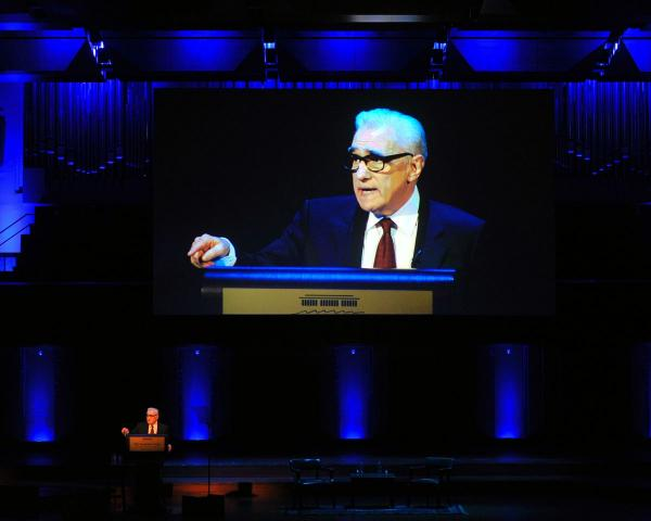 Martin Scorsese delivers 2013 Jefferson Lecture in the Humanities