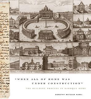 Cover of When All of Rome Was Under Construction