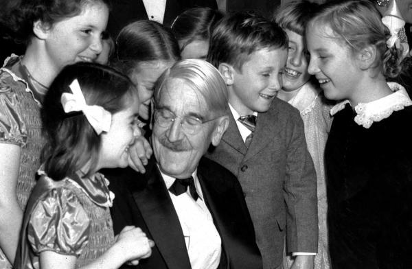 Dewey and Children