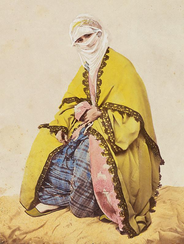 Turkish woman 19th century