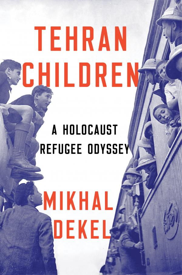 Tehran Children by Mikhal Dekel