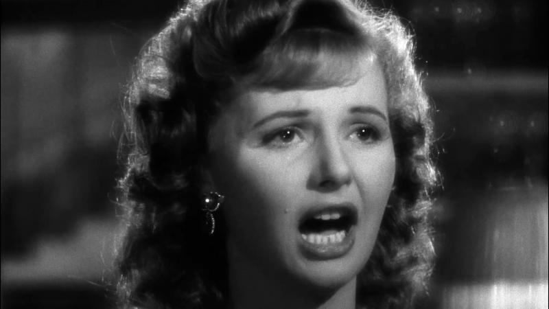 Madeleine Lebeau still from Casablanca, black and white
